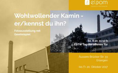 Photography exhibition in Erlangen, October 8, 2017