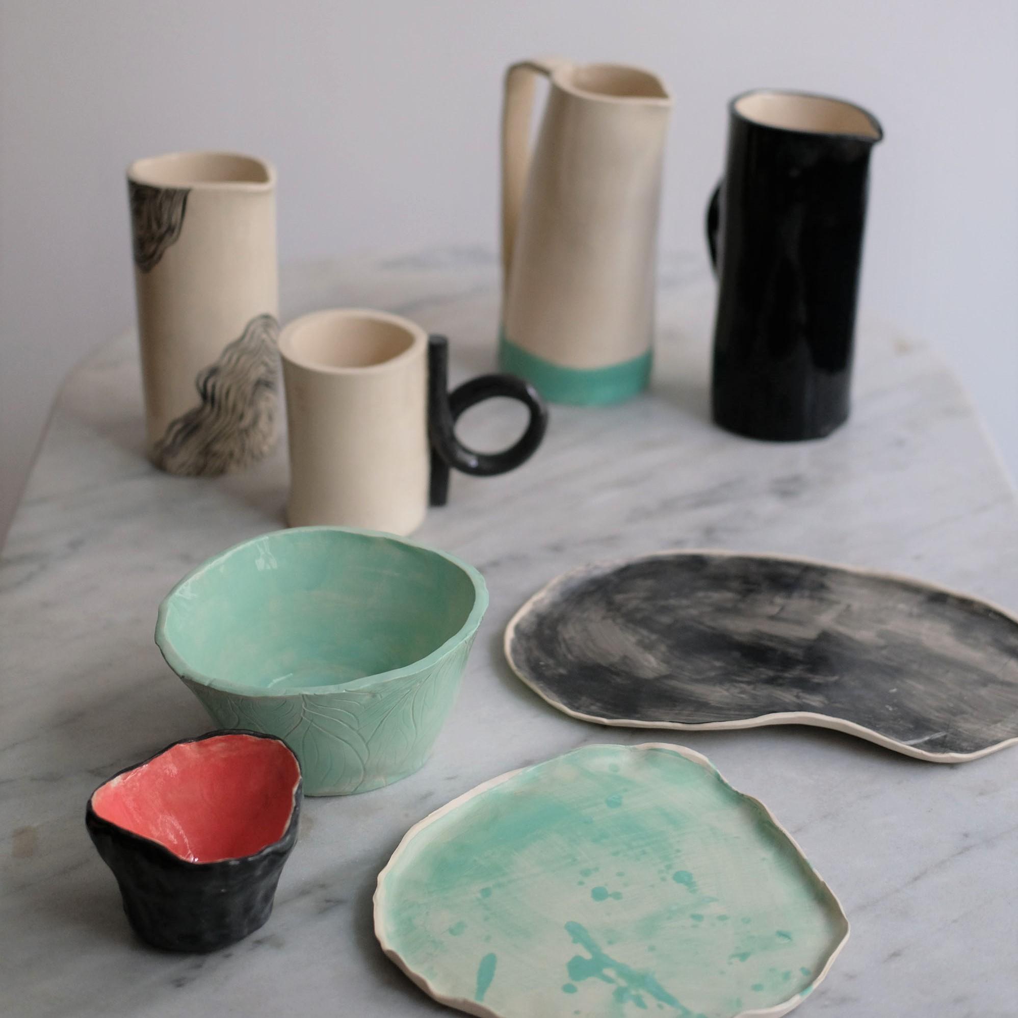 cours hebdo modelage ceramiques des eleves